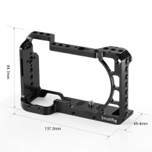 SmallRig Cage for Sony A6100/A6300/A6400/A6500 Camera 2310