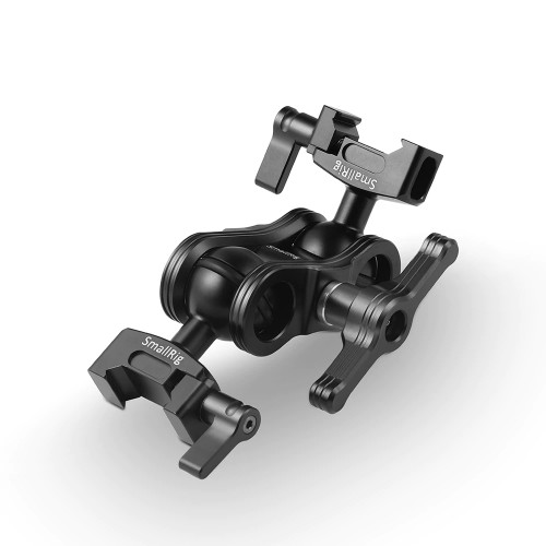SmallRig Articulating Arm with Double Ballheads(NATO Clamp) 2072
