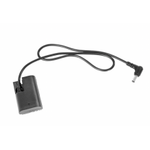 SMALLRIG DC5521 TO LP-E6 DUMMY BATTERY CHARGING CABLE 2919