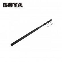 BOYA BY-PB25 Boom Pole 碳纖維收音捍 (1.2m - 2.5m長/內置 XLR 收音線)
