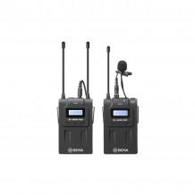 BOYA BY-WM8 Pro K1 HK UHF雙通道無線收音系統 (HK Ver)