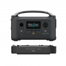 Ecoflow River 600 Max AC 移動電箱 (600W功率,576Wh容量)